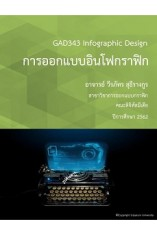 GAD343 การออกแบบอินโฟกราฟิก